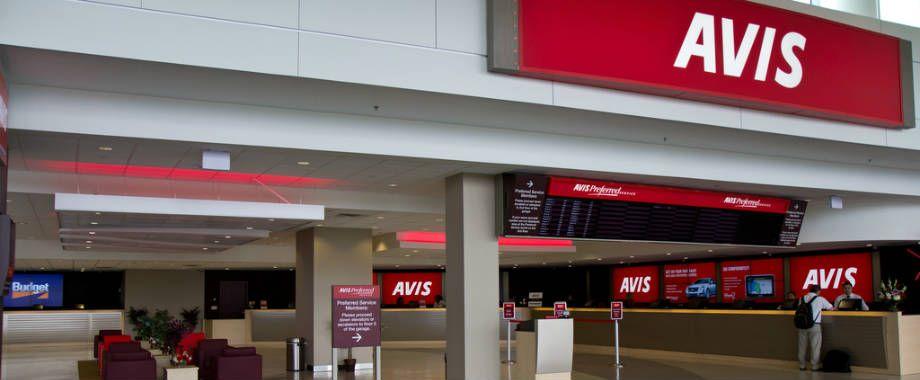 Avis Iquique Aeropuerto