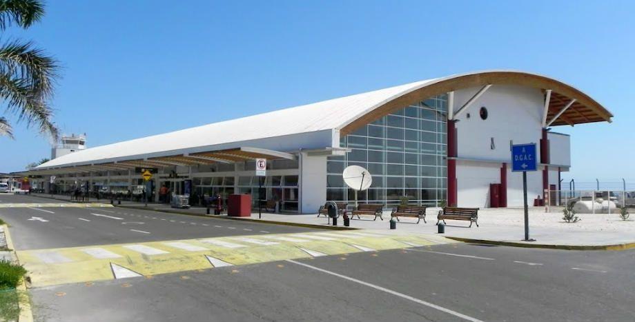 Aeropuerto de Arica Chacalluta