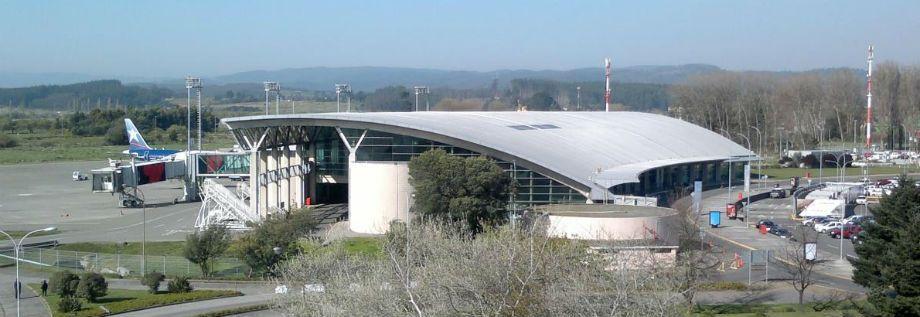 Aeropuerto de Concepción Carriel Sur