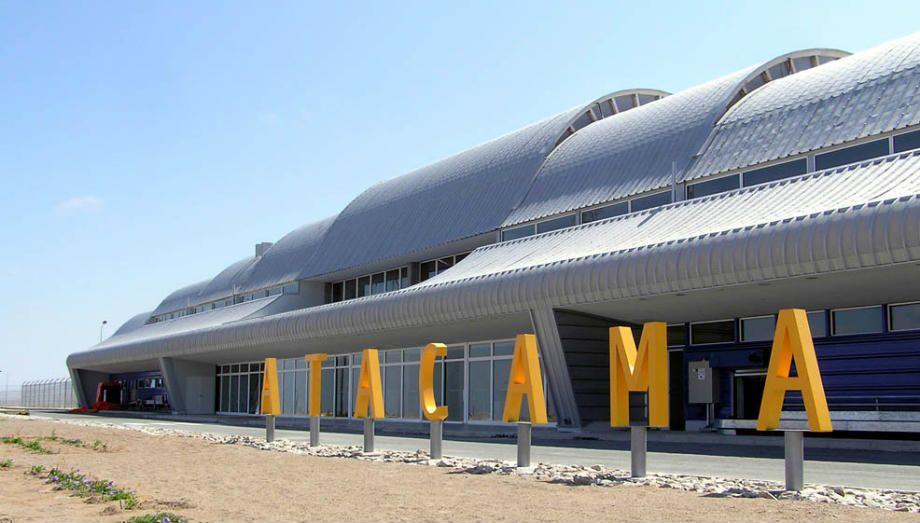 Aeropuerto de Copiapó