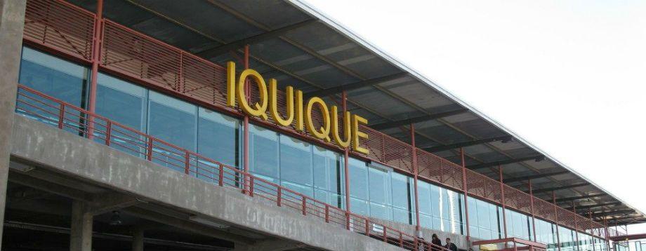 Aeropuerto de Iquique