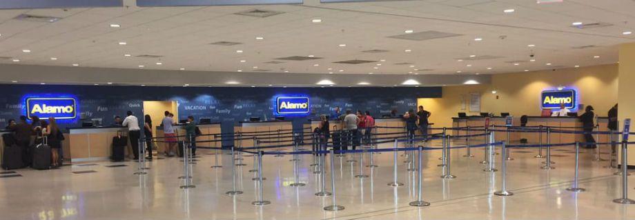 Alamo Temuco Aeropuerto