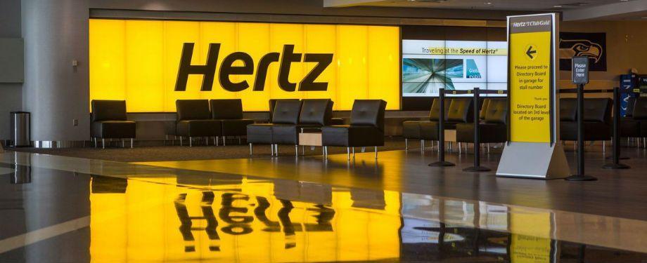 Hertz Santiago Aeropuerto