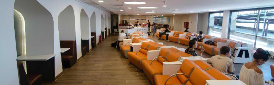 Salones VIP Aeropuertos Chile
